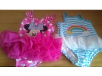 Swimming costumes 9-12 months