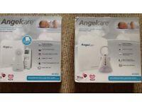 Twin 'Angel care' baby monitor