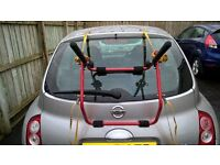 Car Bicycle Rack for sale (As new)