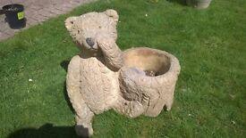 Teddy Bear Plant Pot