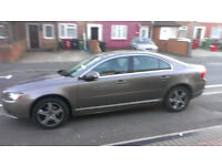 VOLVO S80 2007 2.4 D5 DIESEL AUTOMATIC