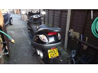 FOR SALE Powerful maxi-scooter Piaggio X 9 500