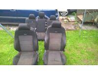 recaro seats mk4 golf gti
