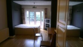 Very Spacious Double Room 8 minutes walk Wembley Park Tube