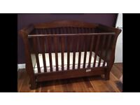 Baby style cotbed