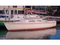 Jaguar 22 sailing Boat for sale