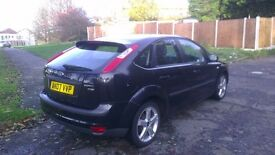 Ford Focus 1.6 TDCi Zetec Climate MIL 92000 5dr clean in/out drive good + service history