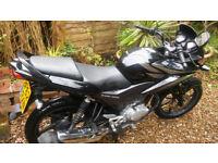2012 Honda CBF 125 Black