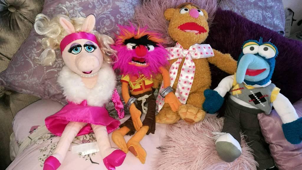 Muppets Miss Piggy Gonzo Animal Fozzie bear | in Swansea | Gumtree