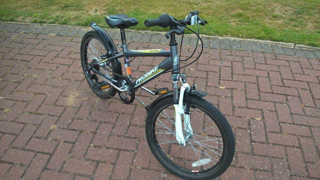 Childrens Probike Bicycle-20inch Wheels