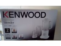 Brand new Kenwood Blender