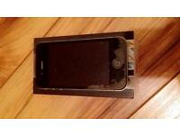 Black IPhone 4s (orange network) 16gb
