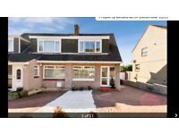 Hardgate semi detached for sale , ideal family house