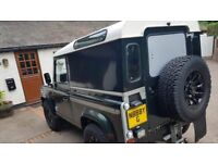 Land Rover defender 90 well maintained