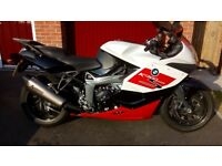 BMW K1300s 30th Anniversary Edition. Immaculate 5000miles.
