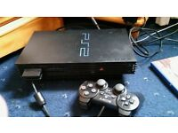 Playstation 2 with controler and 30ish game all in cases. ? £40 ono. lett me know. ??