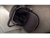 Silver Cross Car seat & Isofix for sale