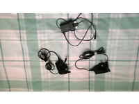 Joblot of Three Nokia Handset Mains Power Adapters