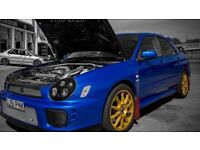 Subaru WRX 357Bhp(new Gearbox & Racing clutch etc...