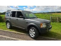 2008 LAND ROVER DISCOVERY 3 TDV6 HSE - MOT MARCH 2018 - 7 SEAT - TOWBAR