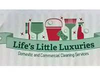 Life's Little Luxuries Domestic and Commercial Cleaning Services