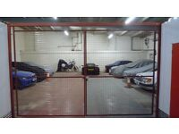 Secure Indoor Car Storage