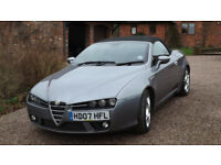 Alfa Romeo Spider 2.2 JTS Convertible