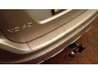 Volvo xc 60 fixed tow bar