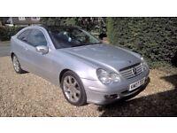 Lovely Mercedes c200 CDI