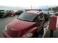 Chrysler PT Cruiser. Left drive. No running