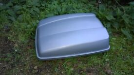 Motor world top box / roof box
