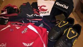 Kids Rugby Gear