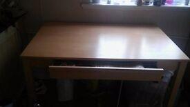 table/desk