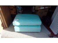 New. DFS extra large footstool
