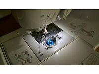 Brother embroidery machine disney design