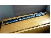 Hornby 125 locomotive carriage and dummy locomotive