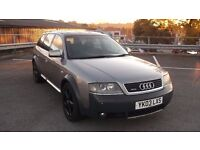audi all road 2.5 v6 tdi !!! fantastic car!! absolute steal!!!!! audi vw mercedes vauxhall ford