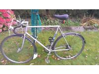 Vintage Tourer / Racer Bike, great working condition, £100!
