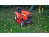 kubota g3hst ride on mower tractor diesel gwo serviced