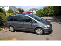 7 Seater, 2009, SEAT Alhambra 2.0 TDI, Diesel, 7 seats, Very economic, 6 Gear, Air-Conditioning
