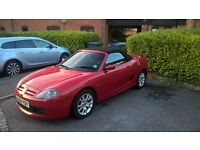 "MG TF 160 ""LITTLE RED"" May swap for rover 75 diesel connoisseur"
