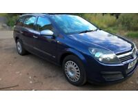 AUTOMATIC VAUXHALL ASTRA ESTATE '' 2006 PLATE'' MOT TILL JULY 2019'' DRIVES GRAET''TOW BAR''