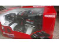 Brand New Car 1:10 Snap-on Racing off-roader