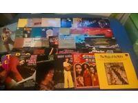 Job lot 120 Vinyl LP's, mostly Classical