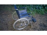 DMA Days Healthcare light wheelchair in very good condition. Model no 21823