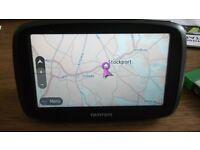 TomTom Start 50 Sat Nav UK & Western Europe Maps With Lifetime Free Update
