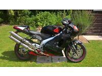 Aprilia RSV mille 2004 reg