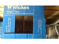 Wall tiles from Wickes