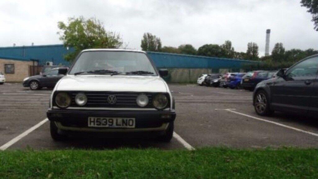 VOLKSWAGEN GOLF 1.6 Driver 5dr Hatchback (1990) H reg £2,995,00