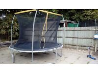 Used 10ft trampoline